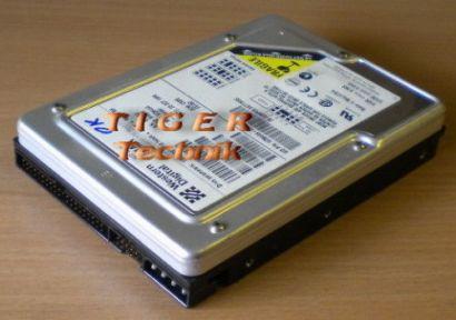 Western Digital Caviar 64AA Festplatte IDE 6,4GB 3,5 64AA-00AAA4 f66