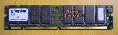Kingston KTC6611 256 PC100 CL3 256MB SDRAM 100MHz 9902112-411.A00 RAM* r276
