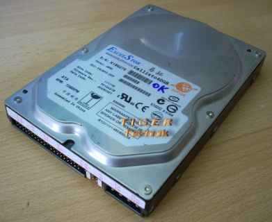 ExcelStor Jupiter J640 Festplatte HDD 40GB IDE 3,5 f47