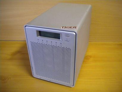 Hydra Super-S LCM MP-HYD-800-LCD MacPower Festplatten RAID 4-Bay* nw371