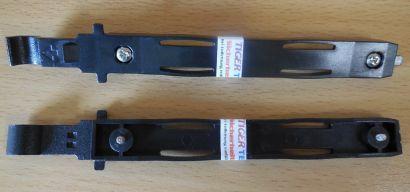 Chieftec Einbauschienen für Festplatten HDD Set - 2 Stück Schwarz* pz113