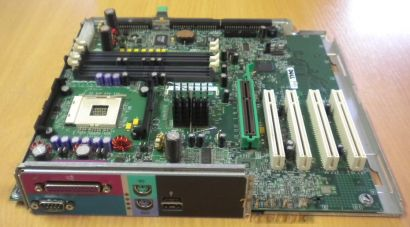 Dell Dimension 8200 08G894 rev. A02 auf Schiene Sockel 478 RAMBUS m65