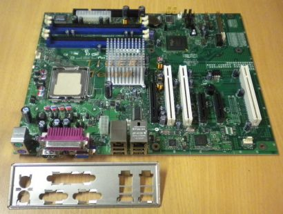 Intel Entry Server Board SE7221BA1-E Mainboard mit Blende C83389-303* m74
