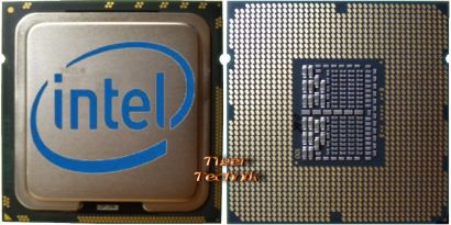 CPU Intel Core i7-920 1.Gen Quad Core SLBEJ 4x 2.66Ghz 8M Sockel 1366* c339