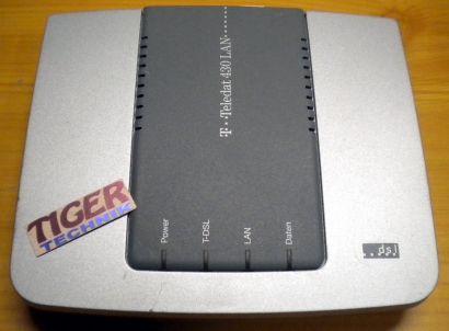 Deutsche Telekom Teledat 430 LAN ADSL Modem 1x port* nw469