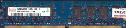 Kingston KVR667D2N5K2 2G PC2-5300 2GB DDR2 667MHz 99U5431-003 A01LF RAM* r357
