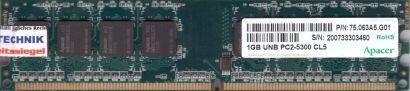 Kingston KVR667D2N5K2 2G PC2-5300 2GB DDR2 667MHz 9905431-018 A00LF RAM* r358