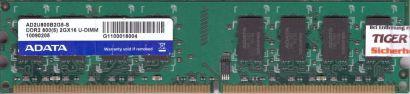 Kingston KVR667D2N5K2 2G PC2-5300 2GB DDR2 667MHz 99U5431-022 A00LF RAM* r359