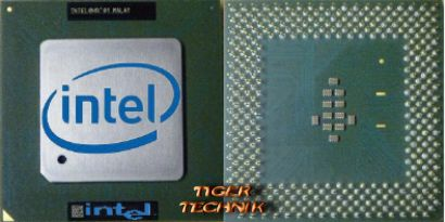 CPU Prozessor Intel Tualatin Celeron SL5VR 1.3GHz FSB100 256K L2 Sockel 370*c464