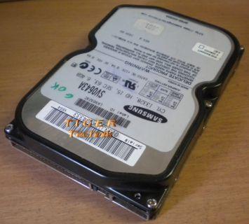 Samsung SV0844A Festplatte HDD PATA 8.4 GB f100