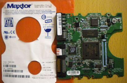 Maxtor DiamondMax Plus 9 6Y080M0 42551A PCB Controller Elektronik Platine* fe82