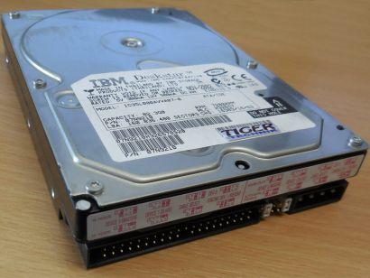 IBM Deskstar IC35L080AVVA07-0 HDD Festplatte ATA/IDE 82.3GB f113