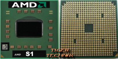 Notebook Prozessor AMD Phenom II N930 HMN930DCR42GM Quad 4x 2GHz Sockel S1* c510