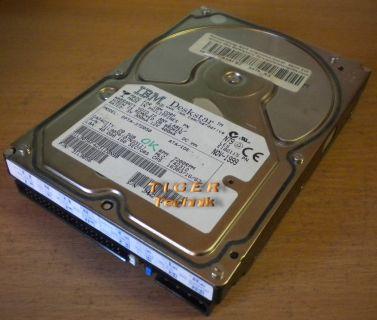 IBM Deskstar DPTA-371360 HDD Festplatte ATA/IDE 13.6GB f125