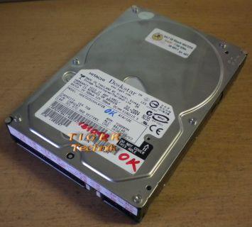 HITACHI Deskstar HDS728040PLAT20 HDD Festplatte ATA/IDE 41.1GB f129