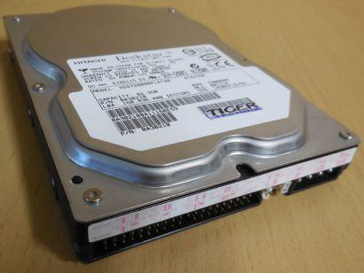Hitachi Deskstar HDS728080PLAT20  HDD ATA/IDE 82.3GB 3,5 Festplatte* f132