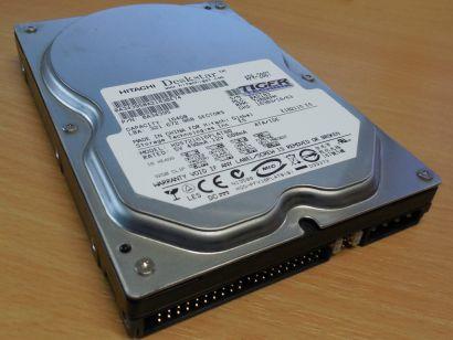 Hitachi Deskstar HDS721616PLAT80 Festplatte 3,5HDD ATA/IDE 164GB* f136