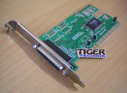 Parallel PCI Karte Controller 32bit IEEE 1284 Nm9805CV DB25* sk05