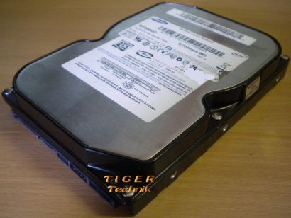 Samsung Model HD080HJ P 3,5 SATA HDD Festplatte 80 GB* f619