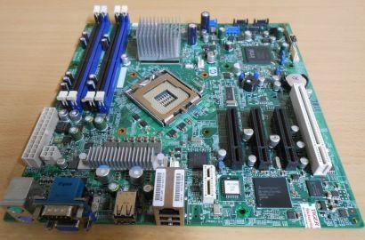 HP ProLiant ML110 G5 Mainboard Sockel 775 HP 445072 457883 001 A61TT2 SATA* m723
