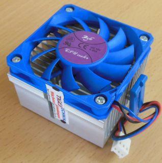 Sockel AMD A 462 Intel 370 60mm 3-pol Prozessorkühler CPU Lüfter* ck277