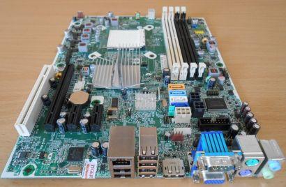 HP Compaq 6005 Pro SFF Mainboard Rev 0S Sockel AM3 531966-001 503335-001* m759