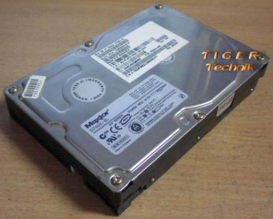 Maxtor D740X-6L Festplatte HDD ATA 20GB 3,5 f205