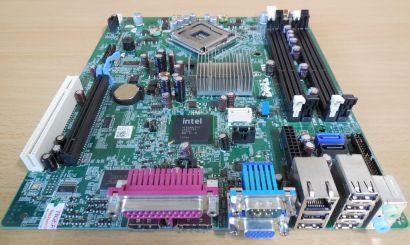 Dell Optiplex 780 SFF Mainboard 03NVJ6 RevA02 Sockel 775 Intel Q45 PCIe VGA*m775