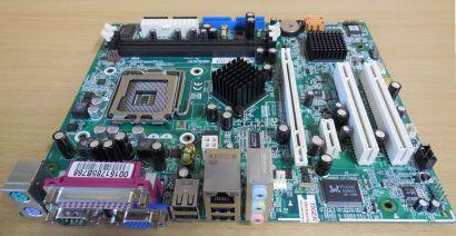 HP Compaq dx2200 Mainboard Rev0G 410716 410506 001 MSI MS-7254 Ver1.1 So775*m776