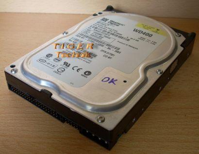 Western Digital Caviar WD400BB-75CAA0 Festplatte HDD IDE 3,5 40GB* f431
