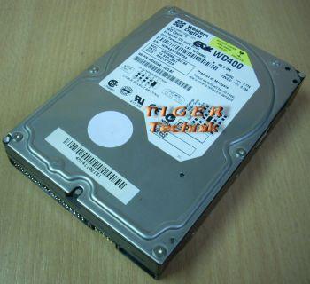 Western Digital Caviar WD400AB -32CMB0 Festplatte HDD IDE 40GB 3,5 f227
