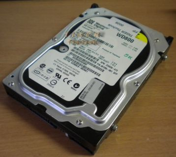 Western Digital Caviar WD600LB -55DNA0 Festplatte HDD IDE 60GB 3,5 f228