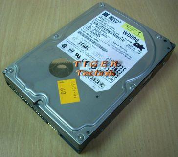 Western Digital WD600 Caviar 600BB-00CAA1 Festplatte HDD IDE 60GB 3,5 f229