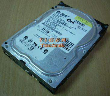Western Digital Caviar WD400BB -00DEA0 Festplatte HDD IDE 40GB 3,5 f235