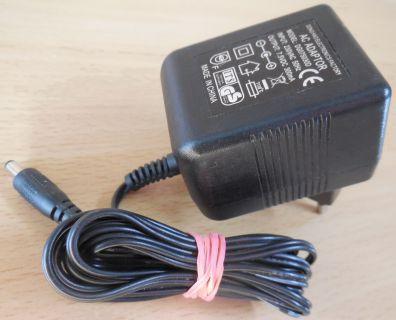Dong Hao Electronics Factory DG075030D AC Adaptor 7.5Vdc 300mA Netzteil* nt877