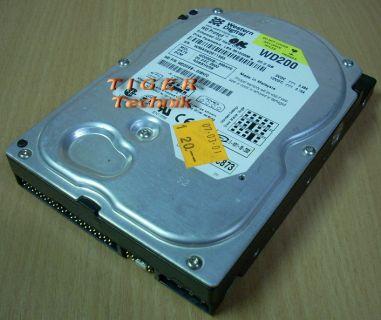 Western Digital Caviar WD200EB -00CSF0 Festplatte HDD IDE 20GB 3,5 f244