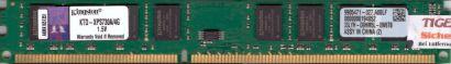 Kingston KTD-XPS730A 4G PC3-8500 4GB DDR3 1066MHz 9905471-027 A00LF RAM* r427
