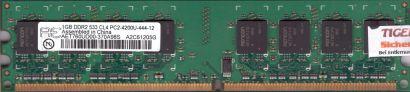 Aeneon AET760UD00-370A98S PC2-4200 CL4 1GB DDR2 533MHz Arbeitsspeicher RAM* r436