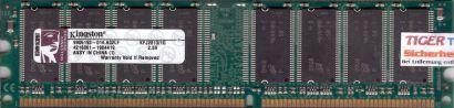 Kingston KFJ2813 1G PC-2700 1GB DDR1 333MHz 9905193-014 A02LF RAM* r485