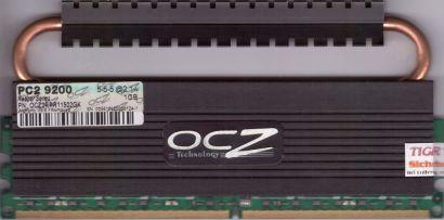 OCZ Reaper HPC Edition OCZ2RPR11502GK PC2-9200 1GB DDR2 1150MHz OC RAM* r510