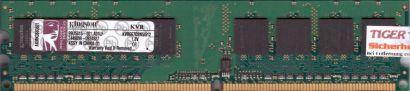 Kingston KVR667D2N5 512 PC2-5300 512MB DDR2 667MHz 99U5315-001 A01LF RAM* r518