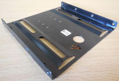 Einbaurahmen Adapter für 2,5 HDD SSD auf 3,5 Wechselrahmen oder Schienen* pz455