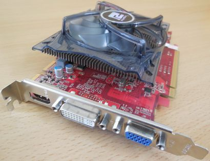 Power Color AX5770 1GBD5 H Radeon HD5770 1GB 128Bit GDDR5 VGA DVI HDMI* g360
