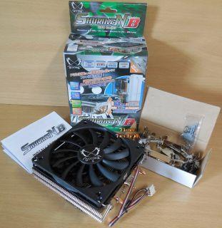 Scythe Shuriken CPU Lüfter Intel AMD So 11 50 51 55 56 1366 775 478 AM 2 3 4 FM*ck308