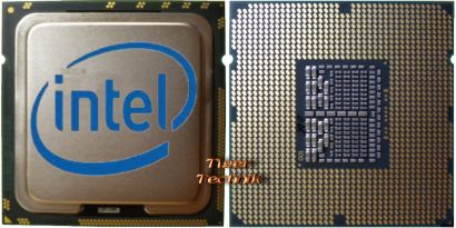 CPU Intel Core i7-920 1.Gen Quad Core SLBCH 4x 2.66Ghz 8M Sockel 1366* c563