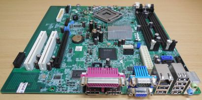 Dell Optiplex 760 MT Mainboard 0G214D Rev A00 Sockel 775 Intel Q43 PCIe VGA*m870
