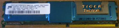 Micron 1GB 1Rx8 PC2-5300F-555-11-A0 MT9HTF12872FY-667EIE4 Arbeitsspeicher r7