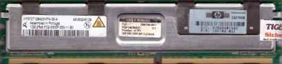 Qimonda HYS72T128420HFN-3S-A FB DIMM 1GB PC2-5300F 667MHz HP 398706 051 RAM* r09