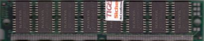 16MB EDO SIMM RAM PS 2 72p non-Parity Nanya NT511740A5J-60 Arbeitsspeicher* r723