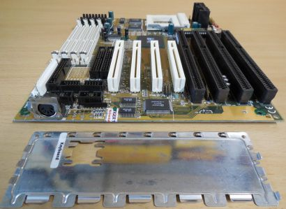 MSI MS5146 Ver1.1 AT Mainboard Sockel 7 EDO RAM 4x ISA PCI IDE MS-5146* m952